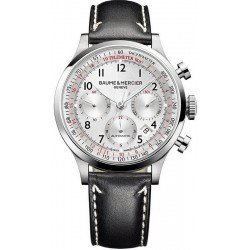 Baume & Mercier Men's Watch Capeland 10005 Automatic Chronograph
