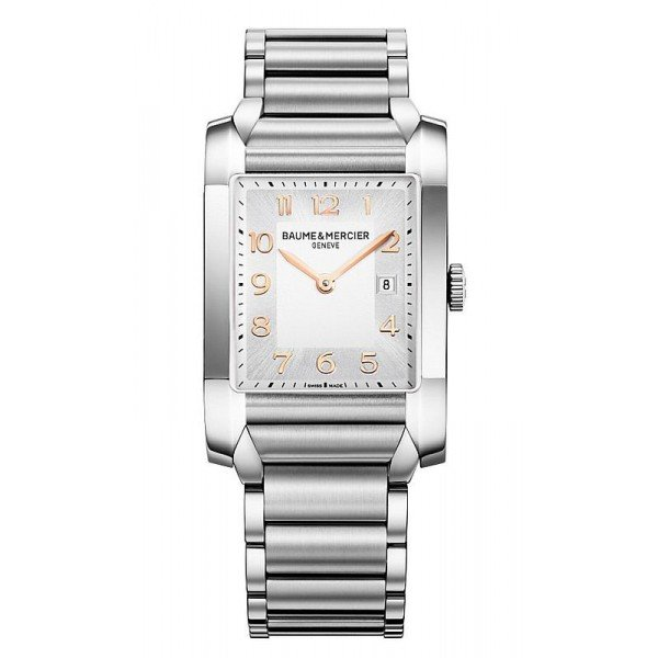 Buy Baume & Mercier Women's Watch Hampton 10020 Quartz