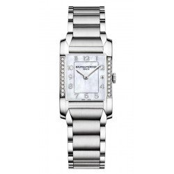Baume & Mercier Women's Watch Hampton 10051 Quartz