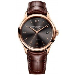 Baume & Mercier Men's Watch Clifton Gold Automatic 10059