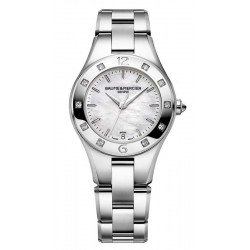 Baume & Mercier Women's Watch Linea 10071 Quartz