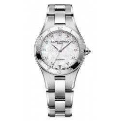 Baume & Mercier Women's Watch Linea 10074 Automatic