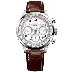 Baume & Mercier Men's Watch Capeland 10082 Automatic Chronograph