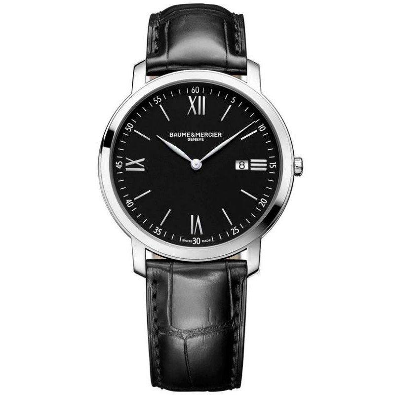 5b46970899d Baume   Mercier Men s Watch Classima 10098 Quartz