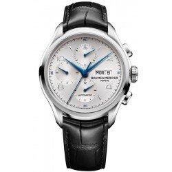 Baume & Mercier Men's Watch Clifton 10123 Automatic Chronograph