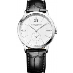 Baume & Mercier Men's Watch Classima 10218 Dual Time Quartz