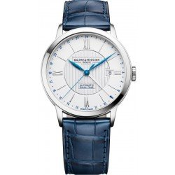 Baume & Mercier Men's Watch Classima 10272 Dual Time Automatic