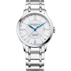 Baume & Mercier Men's Watch Classima Dual Time Automatic 10273