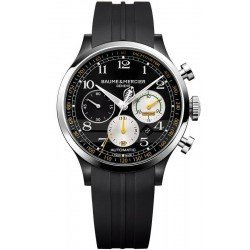 Baume & Mercier Men's Watch Capeland Shelby Cobra Automatic Chronograph 10281