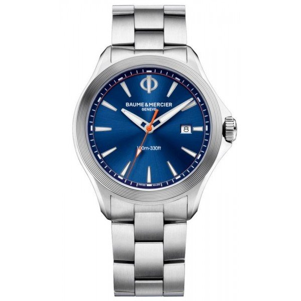Buy Baume & Mercier Men's Watch Clifton Club 10413 Quartz