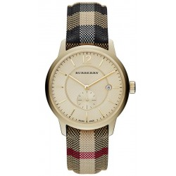 Buy Burberry Men's Watch The Classic Round BU10001