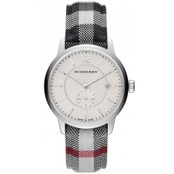 Buy Burberry Men's Watch The Classic Round BU10002