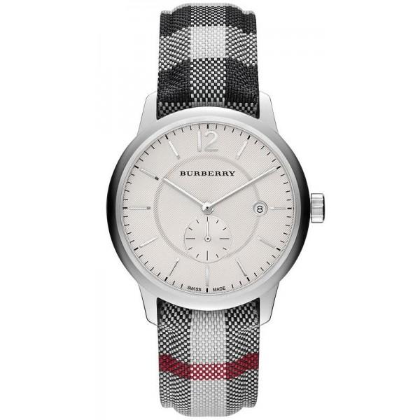 Buy Burberry Men's Watch The Classic Round BU10002