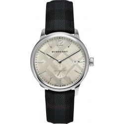 Buy Burberry Men's Watch The Classic Round BU10008