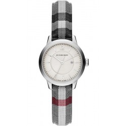 Burberry Women's Watch The Classic Round BU10103