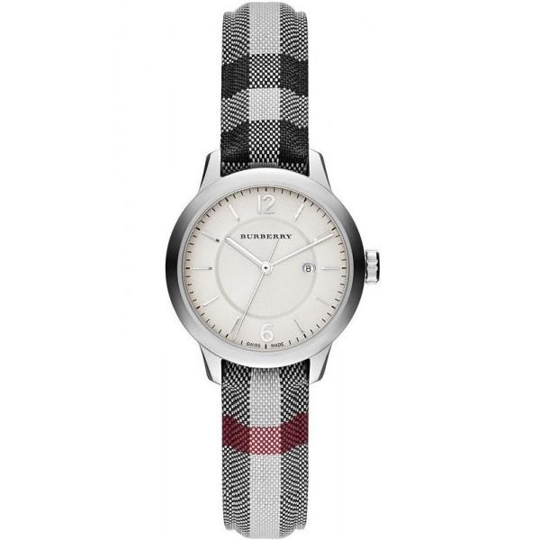 Buy Burberry Women's Watch The Classic Round BU10103