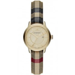 Burberry Women's Watch The Classic Round BU10104