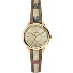 Burberry Women's Watch The Classic Round BU10114