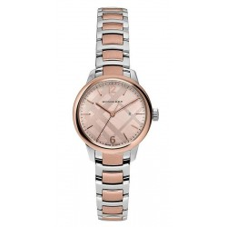 Burberry Women's Watch The Classic Round BU10117