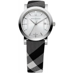 Burberry Unisex Watch The City Nova Check BU1378