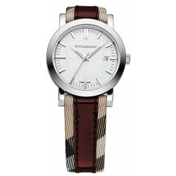 Burberry Women's Watch Heritage Nova Check BU1397