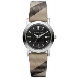 Burberry Women's Watch The City Nova Check BU1773