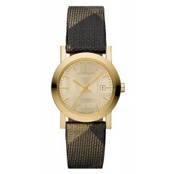 Buy Burberry Women's Watch The City Nova Check BU1875