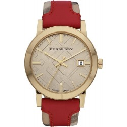Burberry Women's Watch Heritage Nova Check BU9017