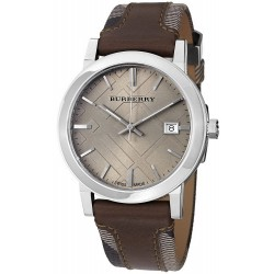 Buy Burberry Unisex Watch Heritage Nova Check BU9020