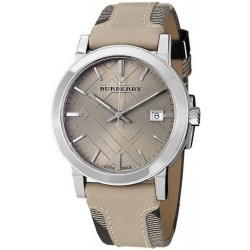 Burberry Unisex Watch Heritage Nova Check BU9021