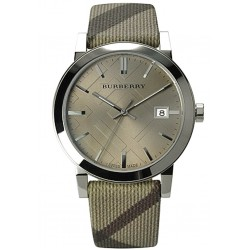 Burberry Unisex Watch The City Nova Check BU9023