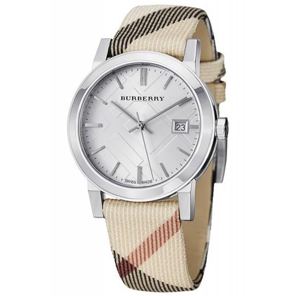 Buy Burberry Women's Watch The City Nova Check BU9113