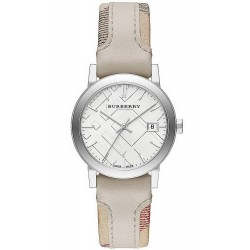Burberry Women's Watch Heritage Nova Check BU9132