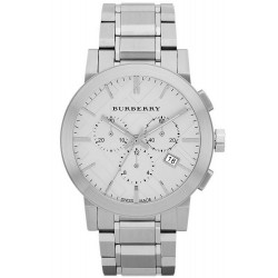 Burberry Men's Watch The City BU9350 Chronograph