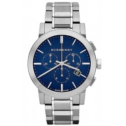 Buy Burberry Men's Watch The City Chronograph BU9363