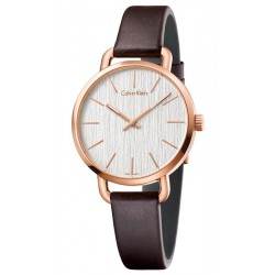 Calvin Klein Women's Watch Even K7B236G6