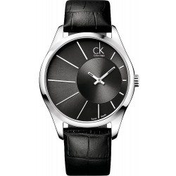 Calvin Klein Men's Watch Deluxe K0S21107