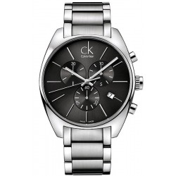 Calvin Klein Men's Watch Exchange Chronograph K2F27161