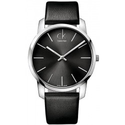 Buy Calvin Klein Men's Watch City K2G21107
