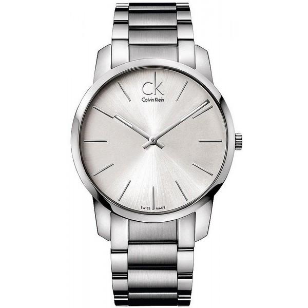 Buy Calvin Klein Men's Watch City K2G21126