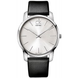 Buy Calvin Klein Men's Watch City K2G211C6