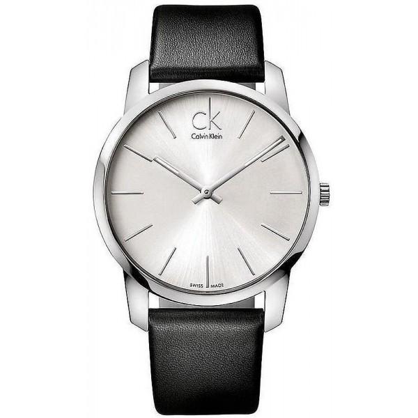 Buy Calvin Klein Men's Watch City K2G211C6