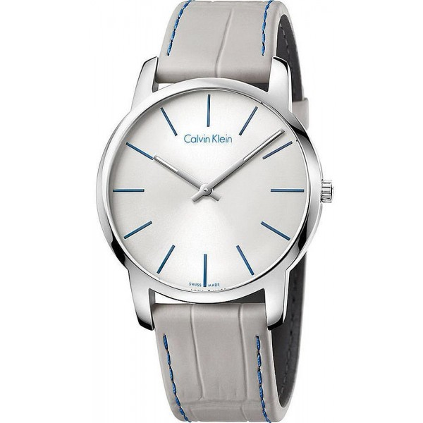 Buy Calvin Klein Men's Watch City K2G211Q4