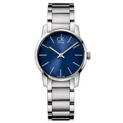 Buy Calvin Klein Women's Watch City K2G2314N