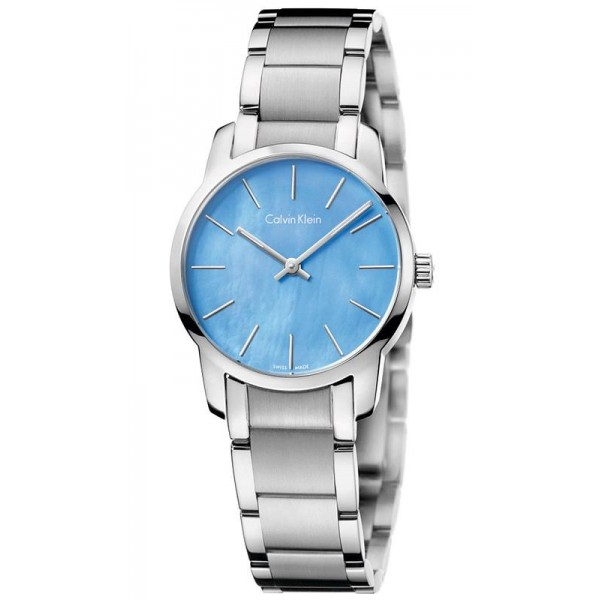 Buy Calvin Klein Women's Watch City K2G2314X