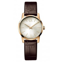 Calvin Klein Women's Watch City K2G23620