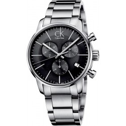Calvin Klein Men's Watch City K2G27143 Chronograph