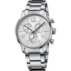 Calvin Klein Men's Watch City K2G27146 Chronograph