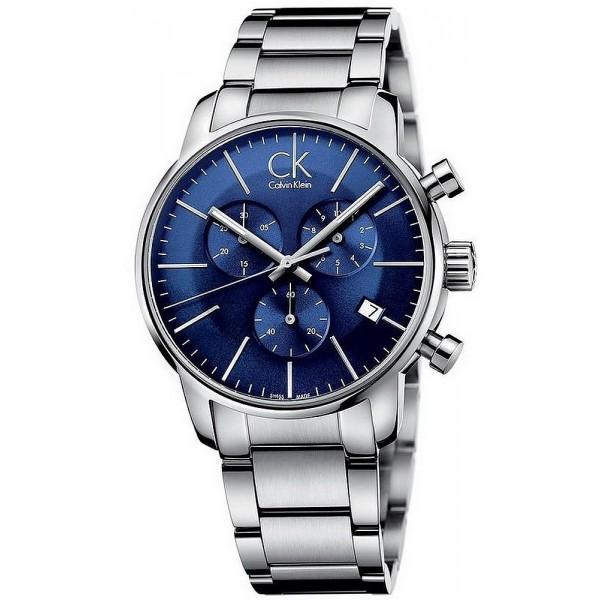 Buy Calvin Klein Men's Watch City K2G2714N Chronograph