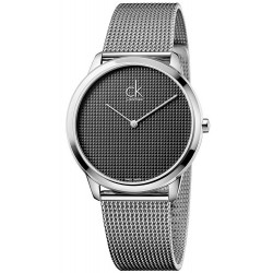 Buy Calvin Klein Men's Watch Minimal K3M2112X